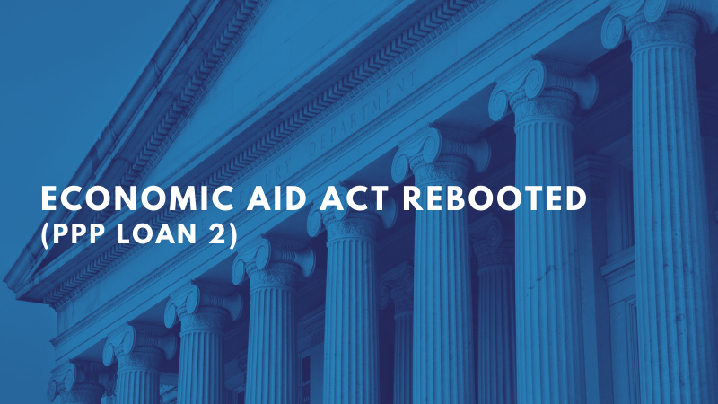 ECONOMIC AID ACT REBOOTED